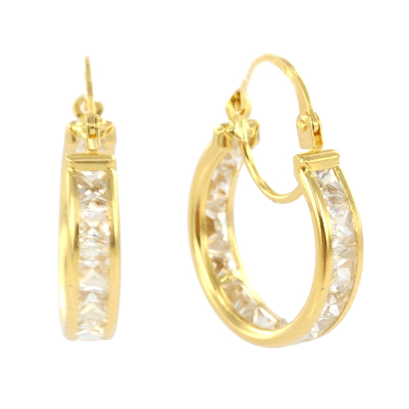 895dca8e52f4 Pendientes de oro (8) - Orocor