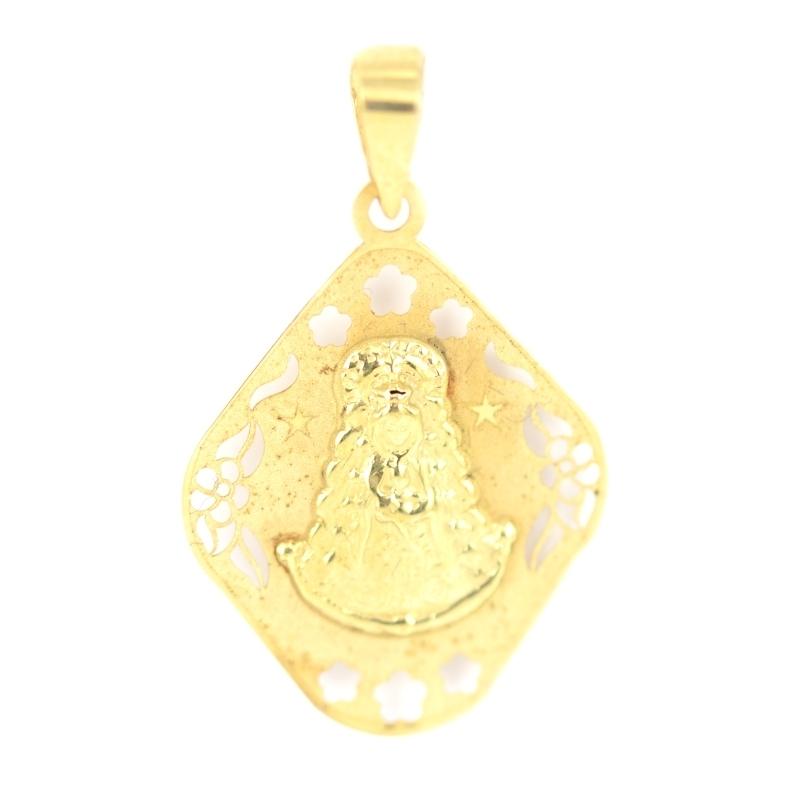 Medalla de oro Virgen del Rocío