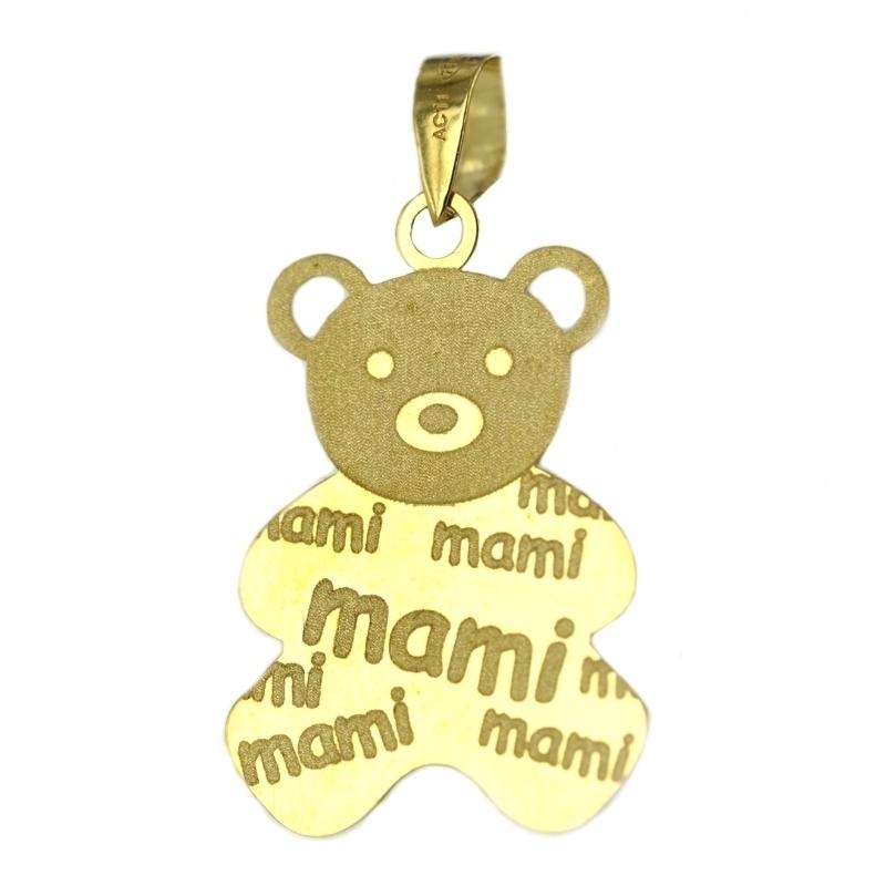 Colgante oro Mami