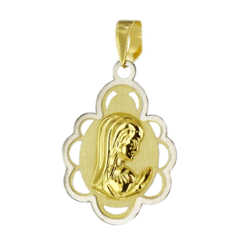 Medalla oro comunión